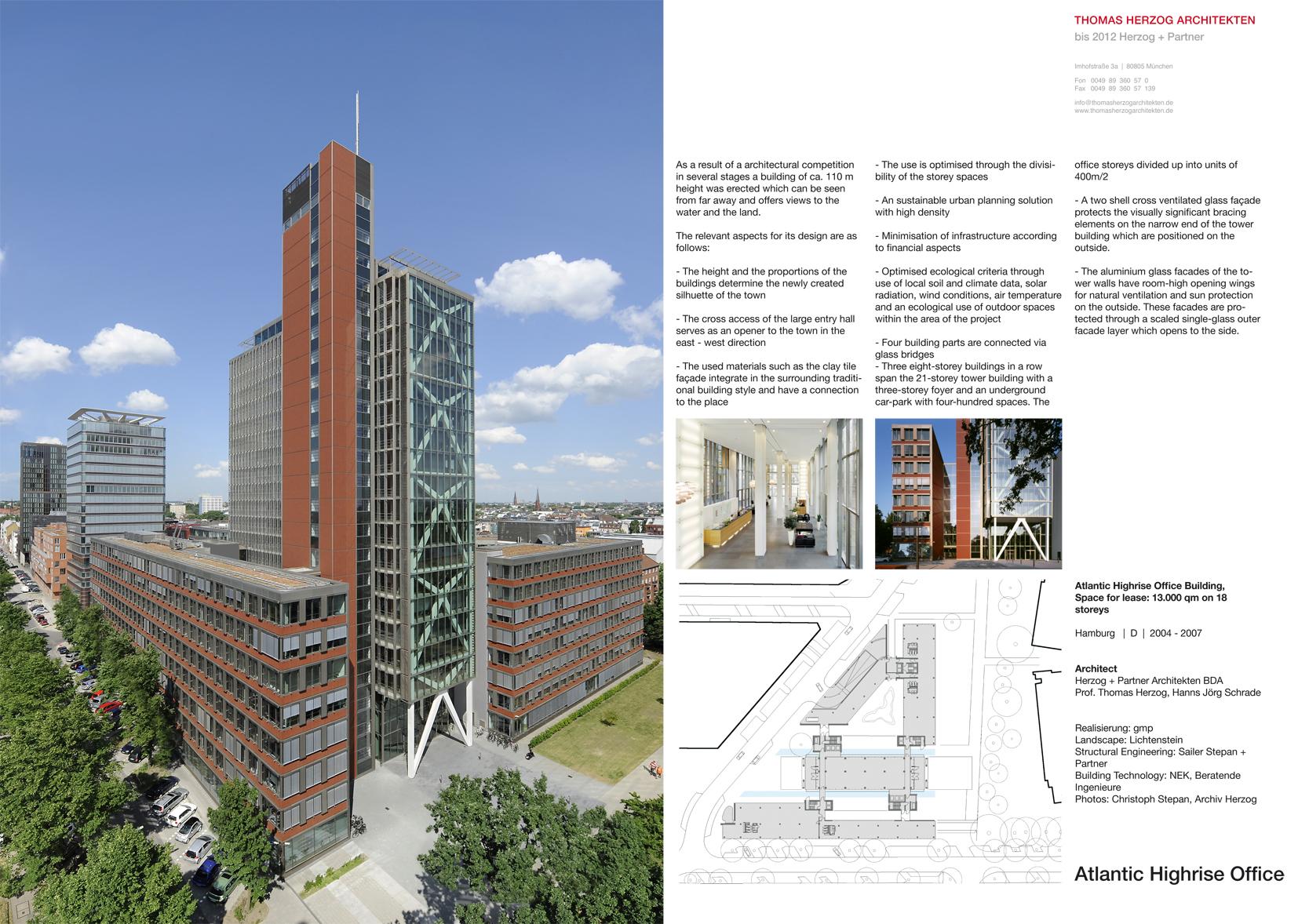 Atlantic Office Hamburg DE 2007