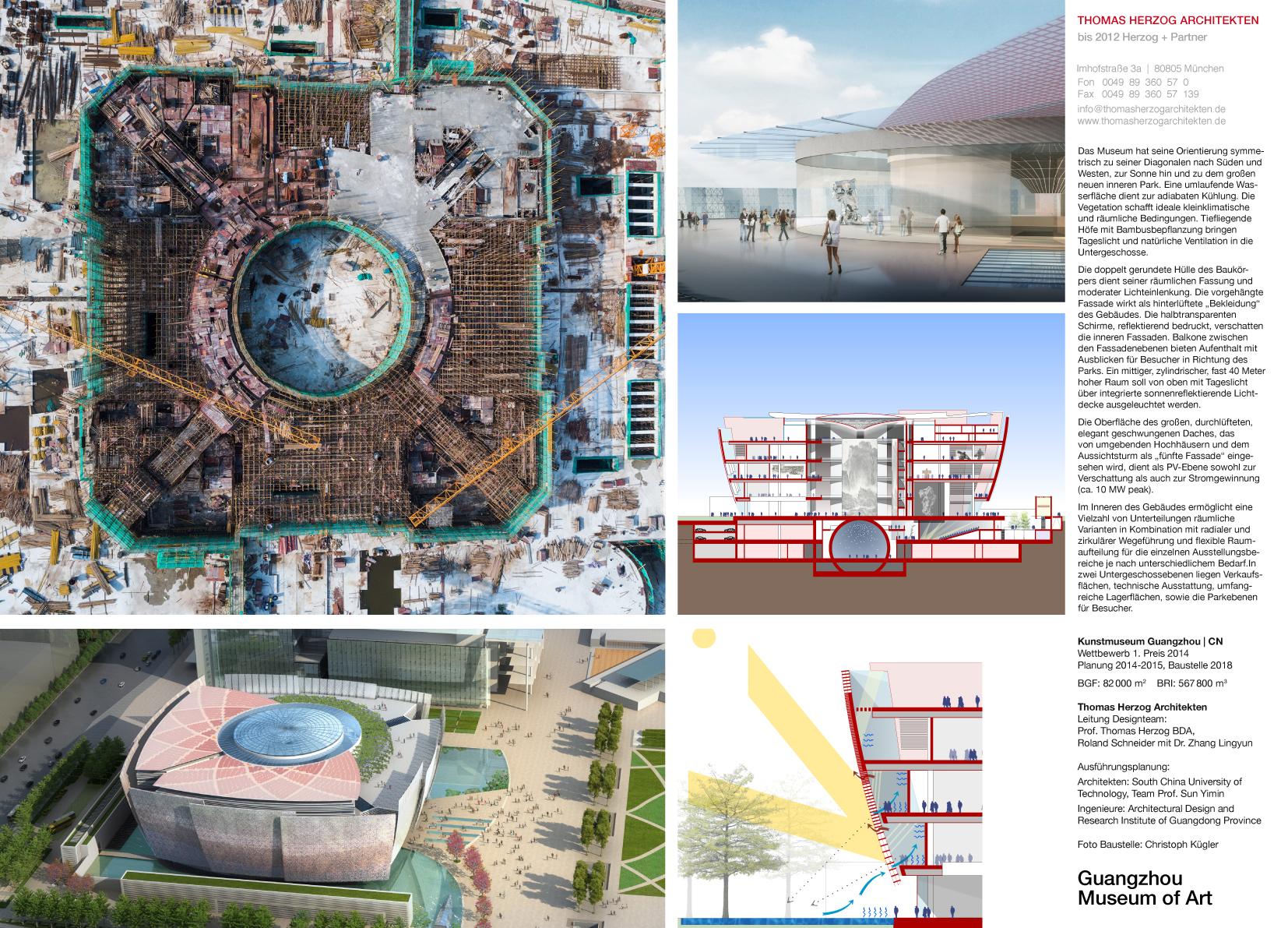 Art Museum Guangzhou CN 2014-2019